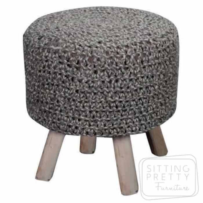 Pouffes designer furniture perth sitting pretty for Designer replica furniture perth