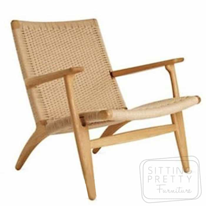 Replica Hans Wegner CH25 Chair