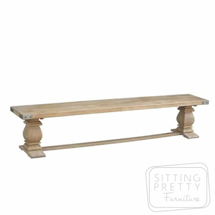 Cristo Dining Bench 230cm (Showroom Model)
