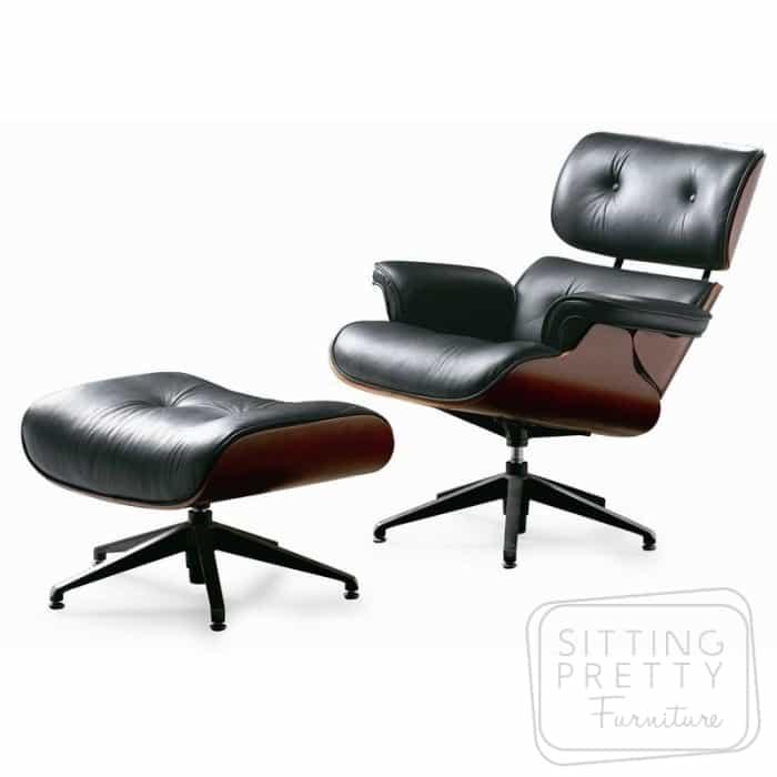Sale Replica Eames Leather Chair   FootstoolReplica   Designer Furniture Perth   Sitting Pretty Furniture  . Eames Saarinen Replica Organic Chair Perth. Home Design Ideas
