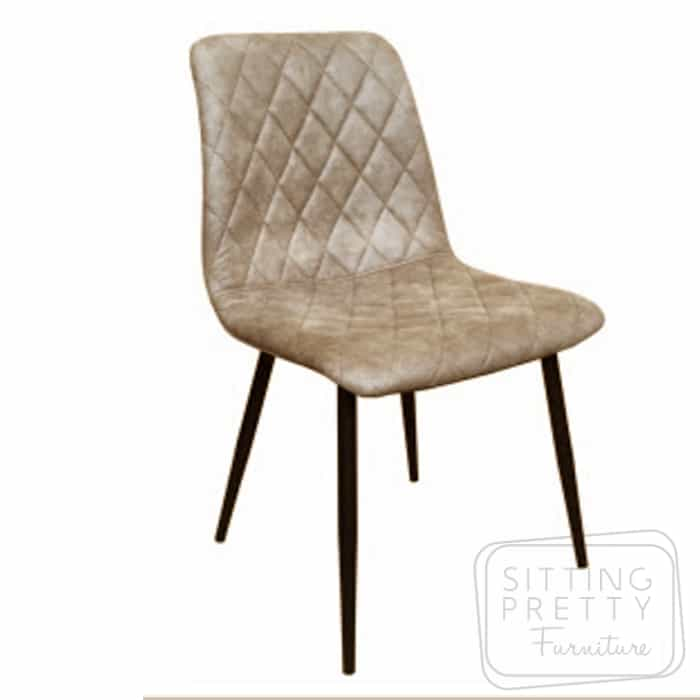 Elise Chair – Suede