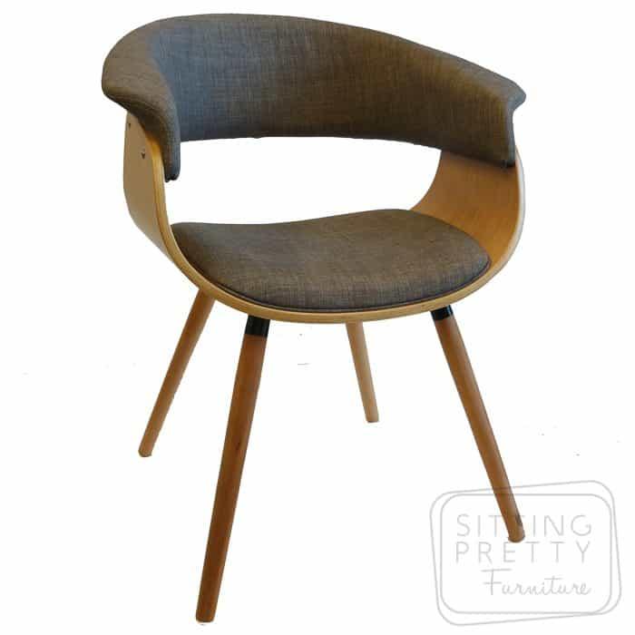James Chair Oak/Mink