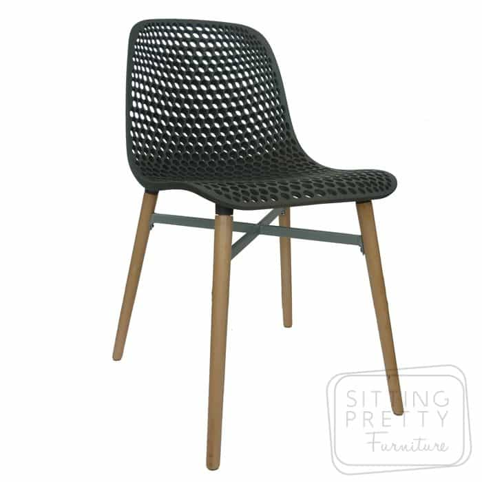 Jayco Chair - Charcoal