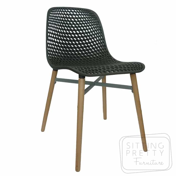 Jayco Chair - Charcoal