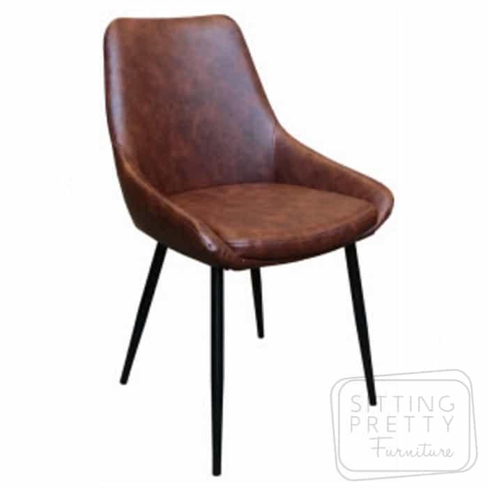 Madeleine Chair U2013 Antique Brown