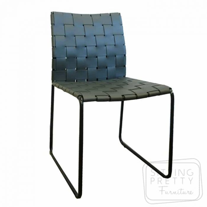 Weave Chair - Grey