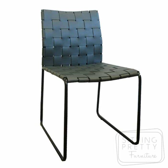 Weave Chair - Grey