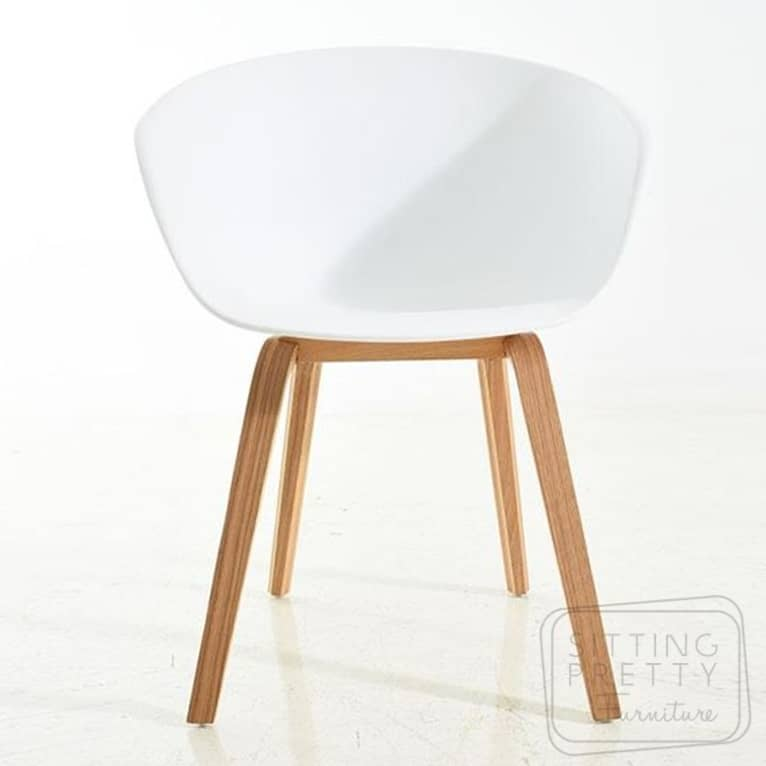 Orbit Chair – White
