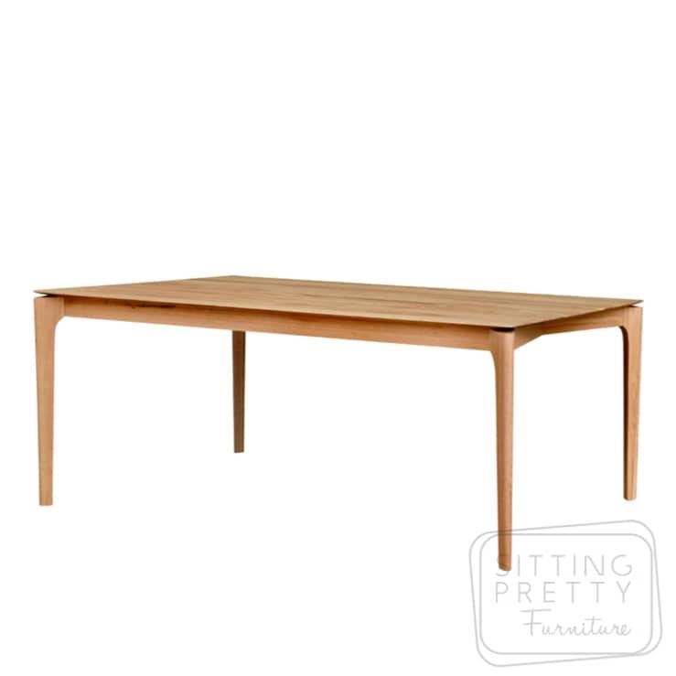Pisa Messmate (Tas Oak) Table – Various Sizes