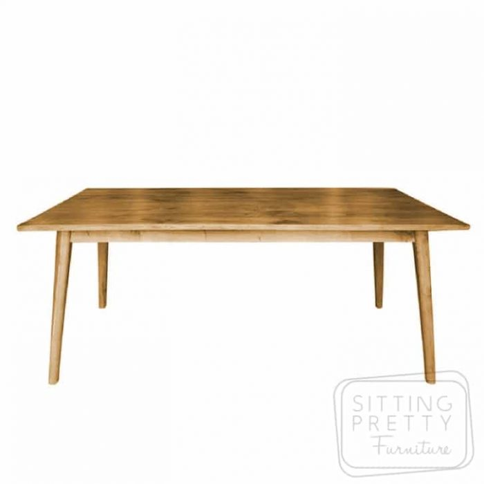 Tiffany Oakwood Table  - 180cm