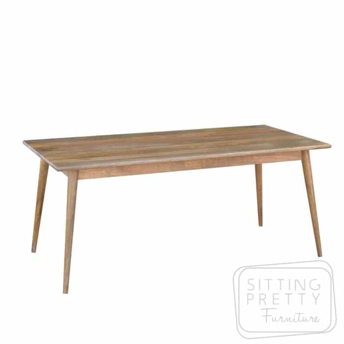 Tribeca Mango Wood Table 150cm