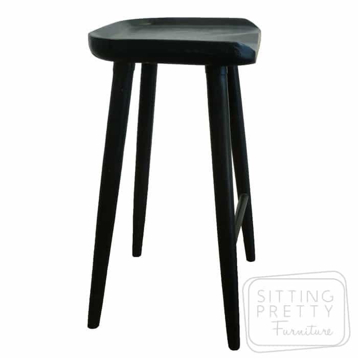 Replica Tractor Counter Stool (Black)