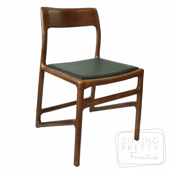 Havana Chair – walnut finish – ALMOST GONE