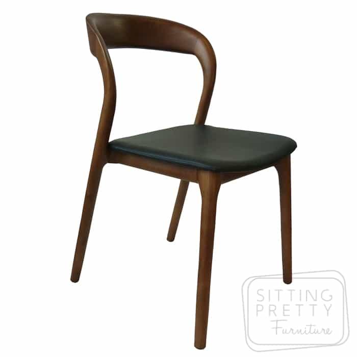 Waldorf Chair – Walnut Stain