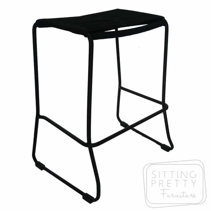 Crusoe Rope Counter Stool – 72.5cm (Stackable)