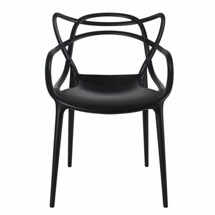 Replica Philippe Starck Masters Chair – Black