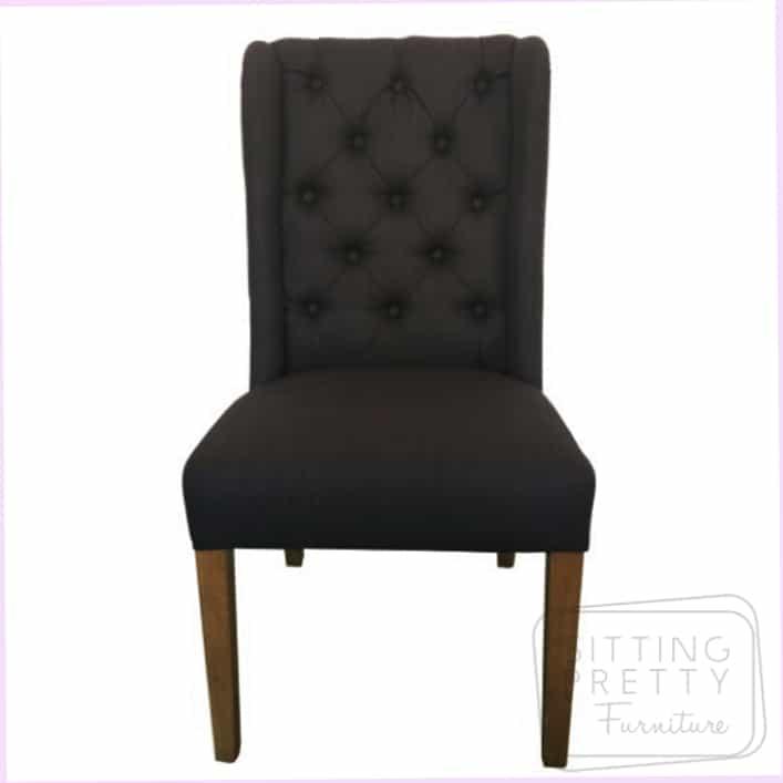 Arabesque Chair – Black