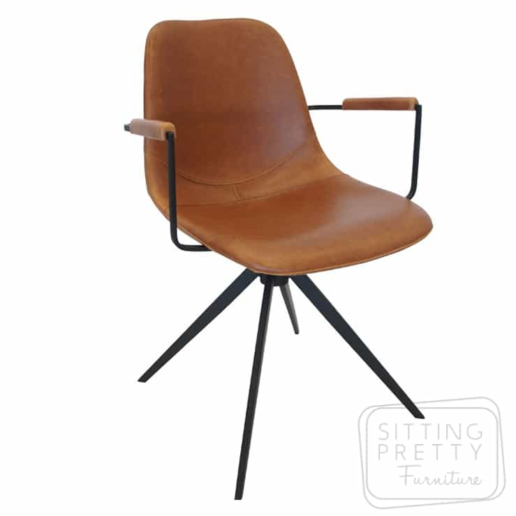 Harlem Chair with Arms