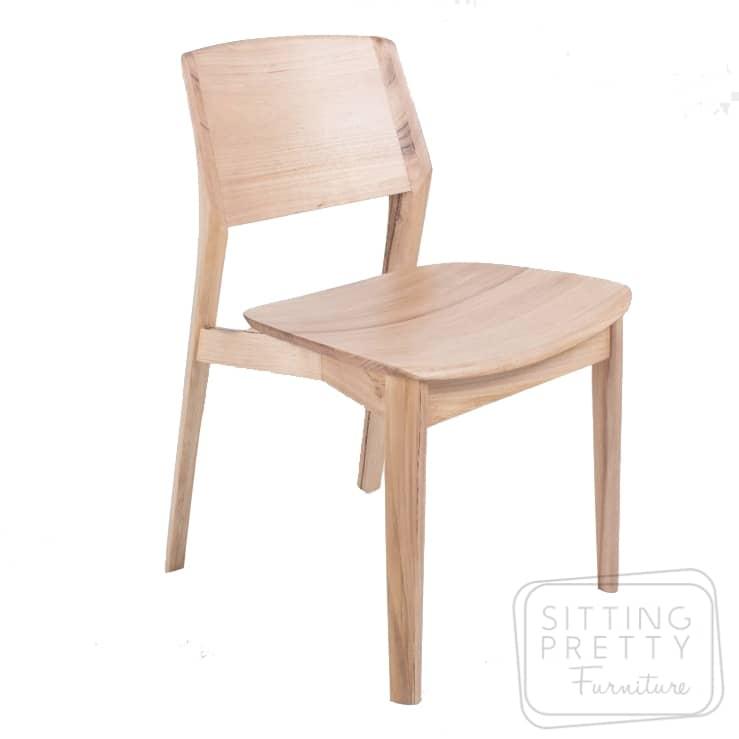 Pisa Solid Messmate Chair
