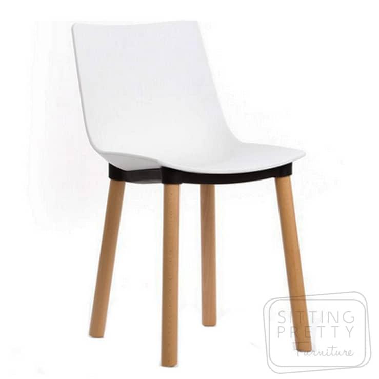 Konrad Chair – White
