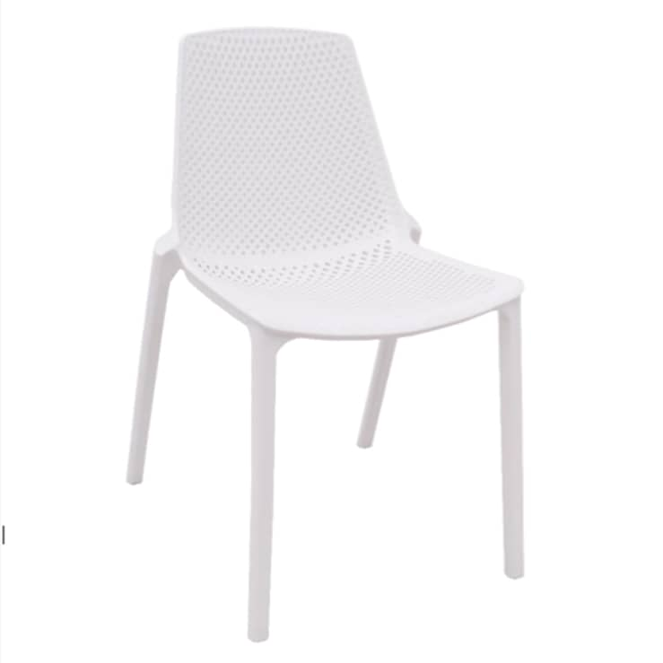 Paxton Stackable Chair – White