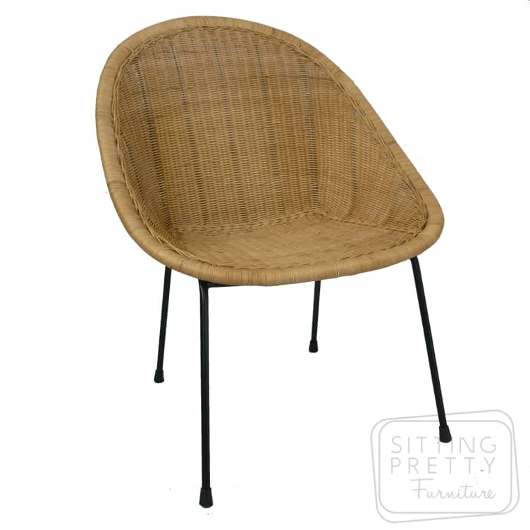 Braga Cane Occasional Chair