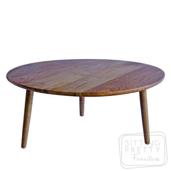 Victorian Ash Coffee Table: Designer Furniture Perth