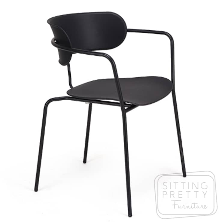 Bowie Chair – Black