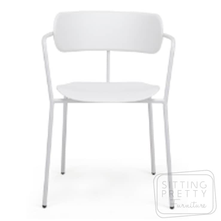 Bowie Chair – White