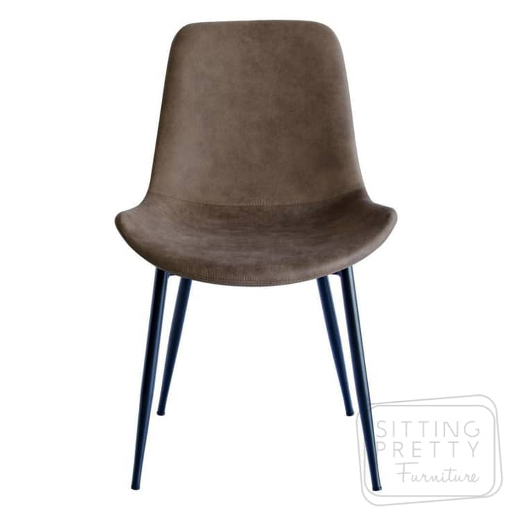 Haro Chair – Vintage Tan PU