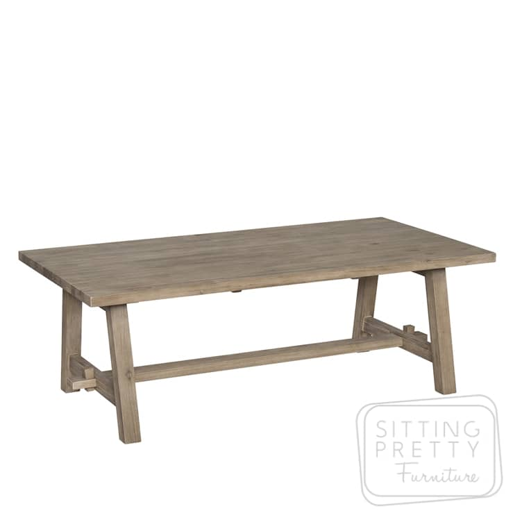 Ocean Grove Trestle Table – 200cm
