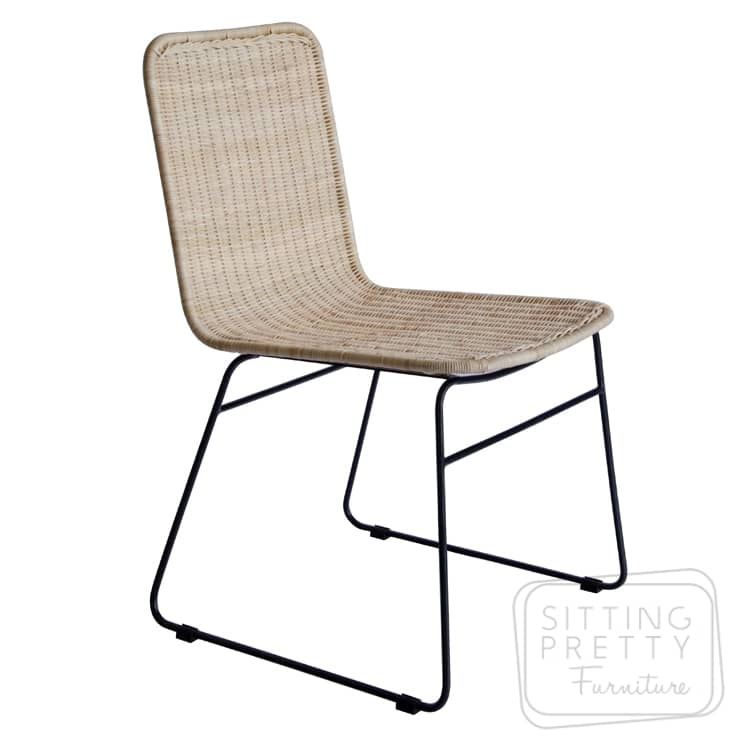 Park Rattan Chair – Natural