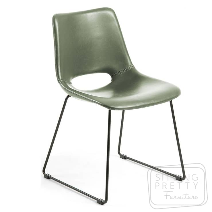 Ziggy Chair – Vintage Green by LaForma
