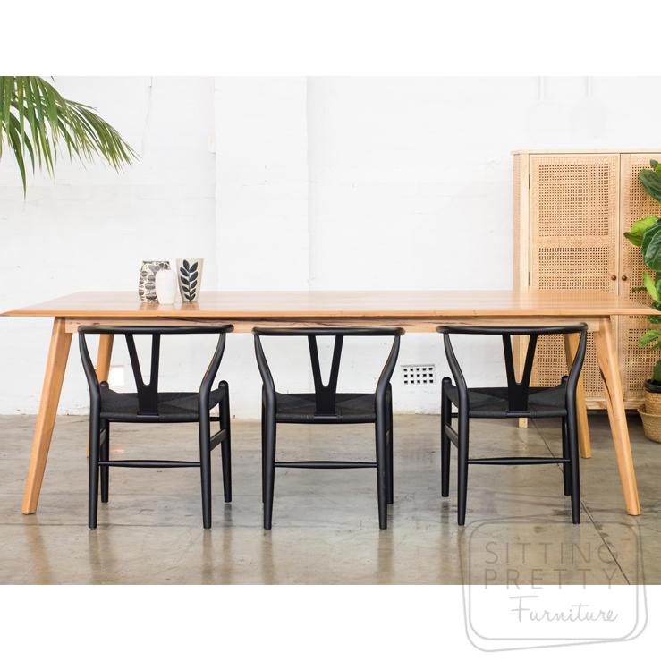 Oska Messmate (Tas Oak) Table – Various Sizes