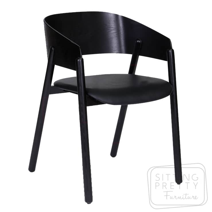 Ritz Chair – Black