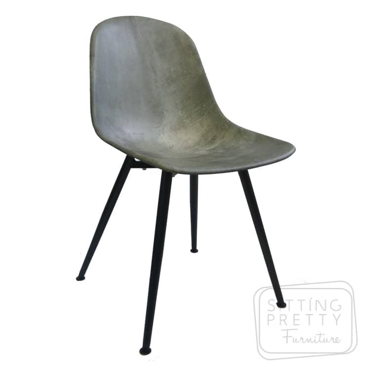 Blaq Chair – Concrete Look