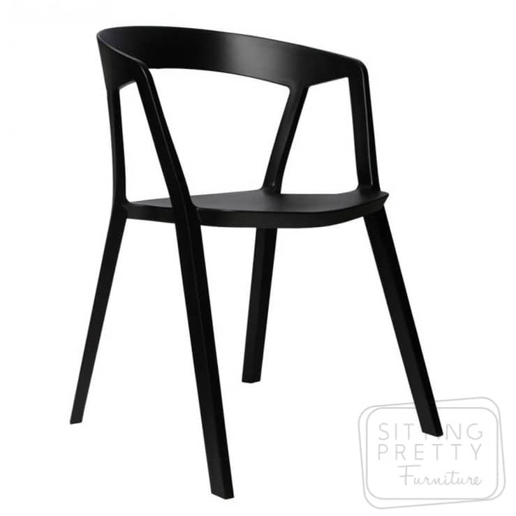 Replica Compas Chair – Black