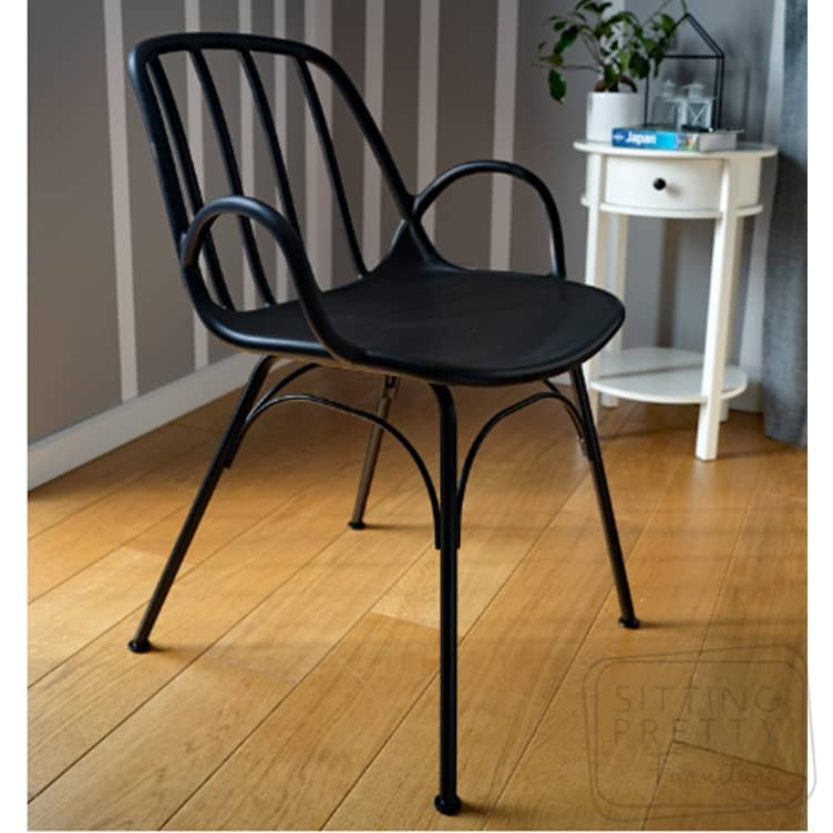 Madden Chair – Black