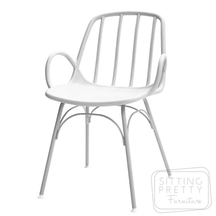 Madden Chair – White