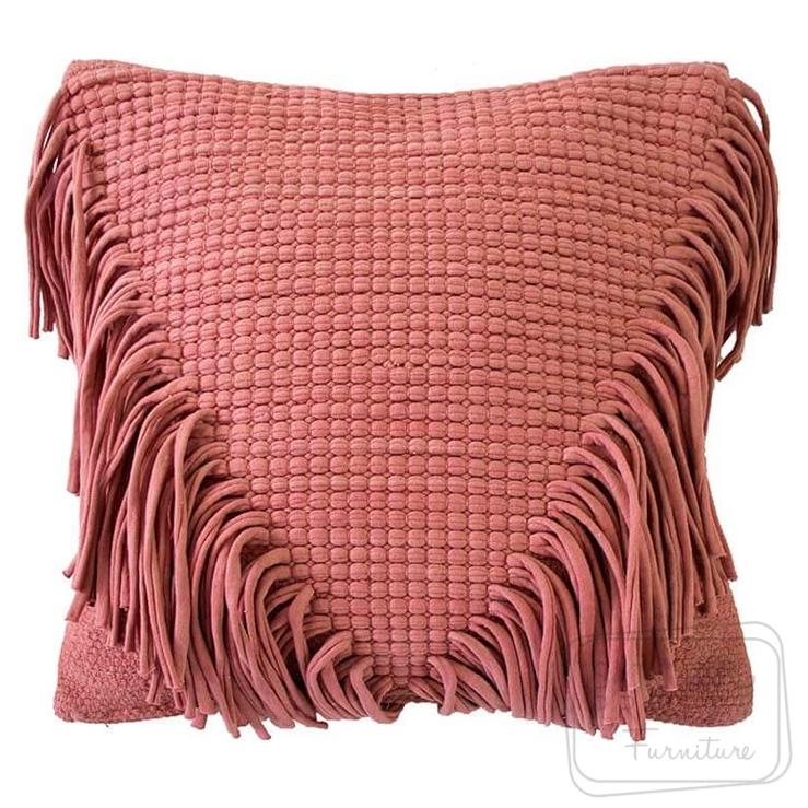 Jata Cushion – Clay by Bambury
