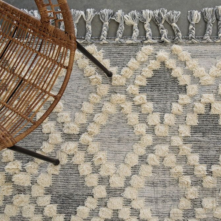 Moroccan Trellis Rug by Oh Happy Home