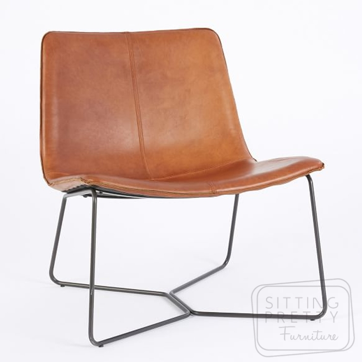 Myles Occasional Chair – Tan