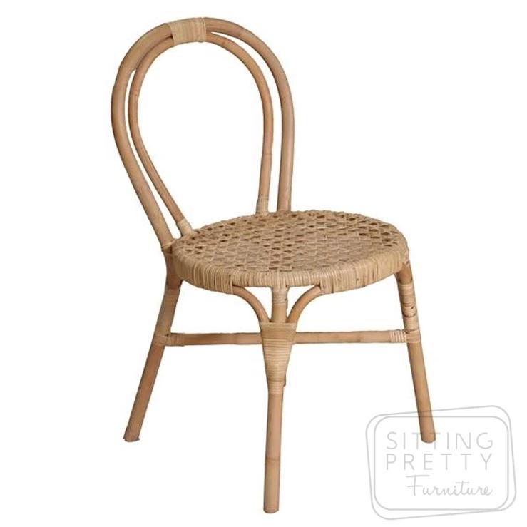 Wasabi Rattan Chair – Natural