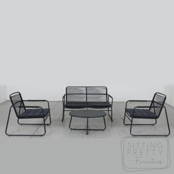 Jessica Four Piece Lounge Set