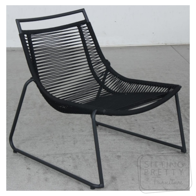 Jessica Lounge Chair – Stackable