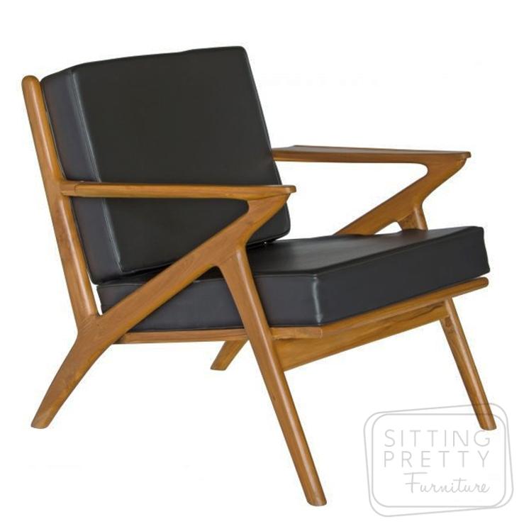 Larson Occasional Chair – Teak